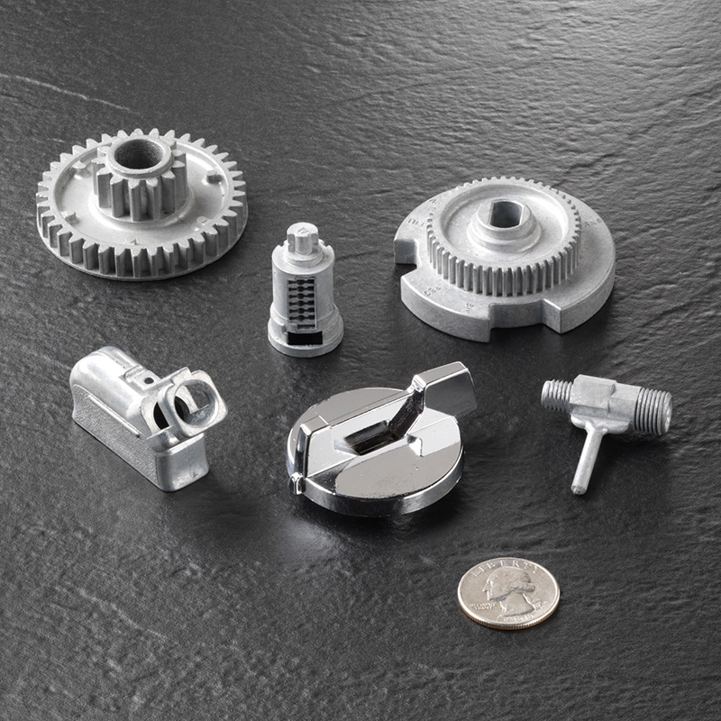 Small Zinc Die Castings